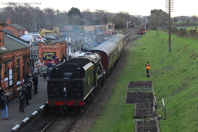 Winter Steam Gala - January 2016
