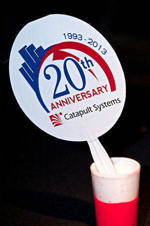 Catapult 20th Year Party
