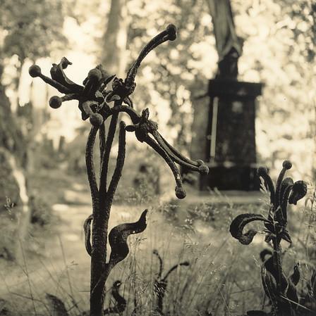 Lithuanian Graveyards