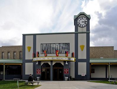 Railroad Museum of Pennsylvania. 2010: Steam