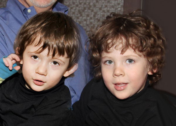 Jan. 27, 2011 - Boge Twins 4th Birthday Party