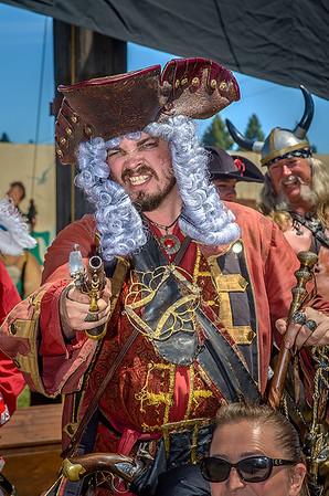 2016 Pirate Festival @ Vallejo, CA