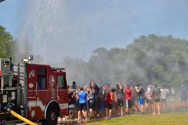 Fire Truck Hydration