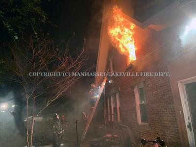 March 14, 2019 - 91 Onderdonk Avenue [House Fire]
