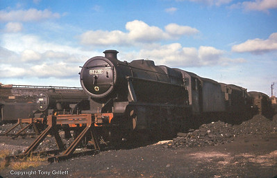 8705-8772 48705-48772 LNER Stanier O6 (8F) originally 3100-3124 then 3500-3567 (LNER numbers)  then to LMS