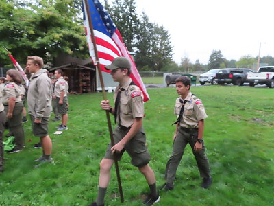 Troop Meeting - Sep 23