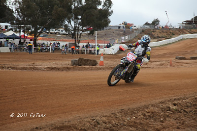 Aust Dirt Track Champs 2011