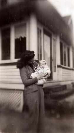 RABATIN - TESTA OLD GENEALOGY PICTURES
