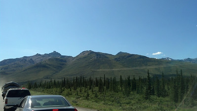 Fairbanks to Anchorage and Denali Highway