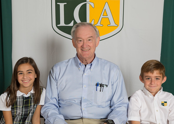 2016 LCA Lower School Grandparents Day