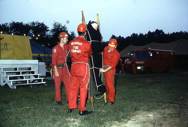 Heavy Rescue Demonstration - 1970