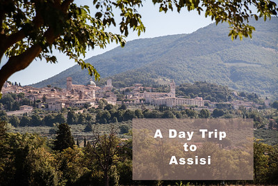 Europe-Italy-Assisi