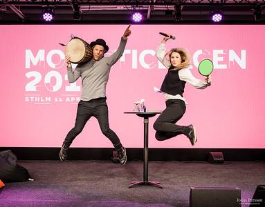 Movesticdagen 2019 - Eventyr