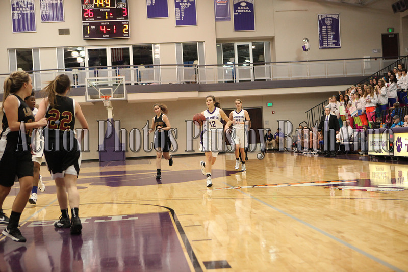 Darlington Varsity Basketball Girls 2013