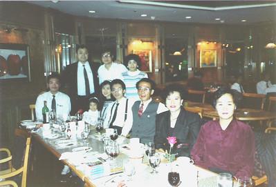 College Reunion - November, 1991