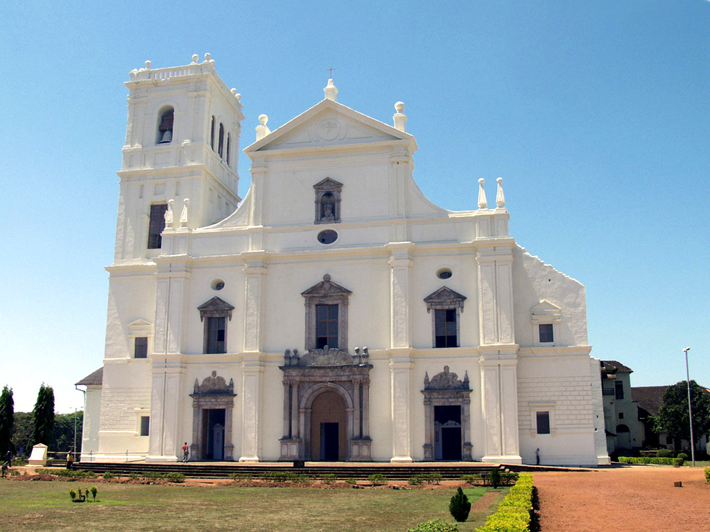 UNESCO World Heritage Sites in India: Churches and Convents of Goa