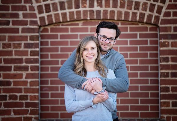 Ben and Sarah Engagement