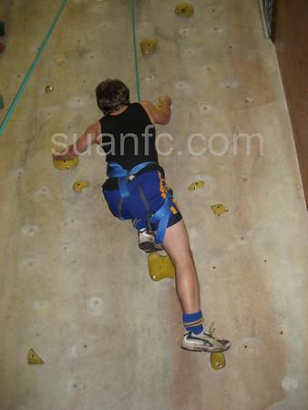 2006 Rock Climbing Training