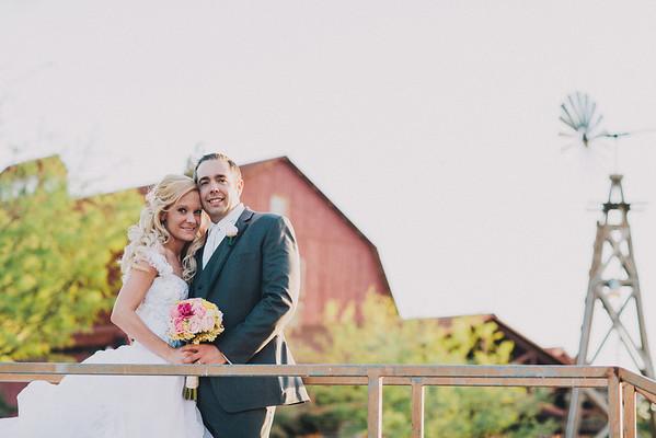 Jason + Bridget | Married