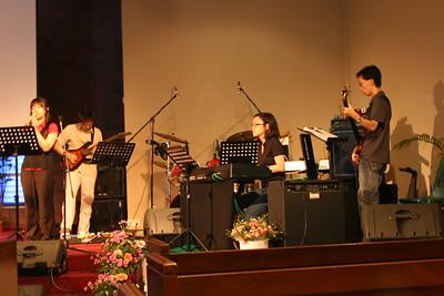 Babies Dedication 18 May 2008