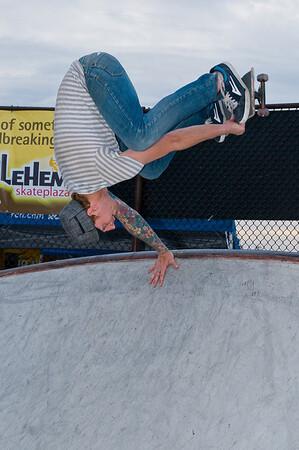 Bethlehem Skateplaza - July 16, 2010