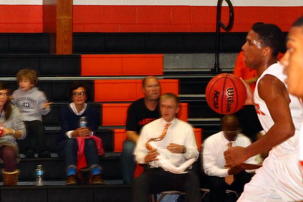 Varsity Basketball v CHS