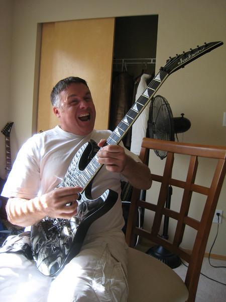 Guitar Shreds by Joe Rock