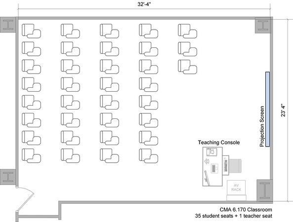 Moody Classroom Floorplans 2016