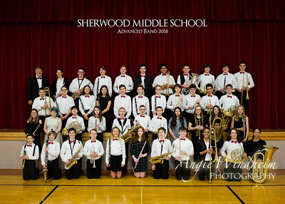 SMS Advanced Band 2018