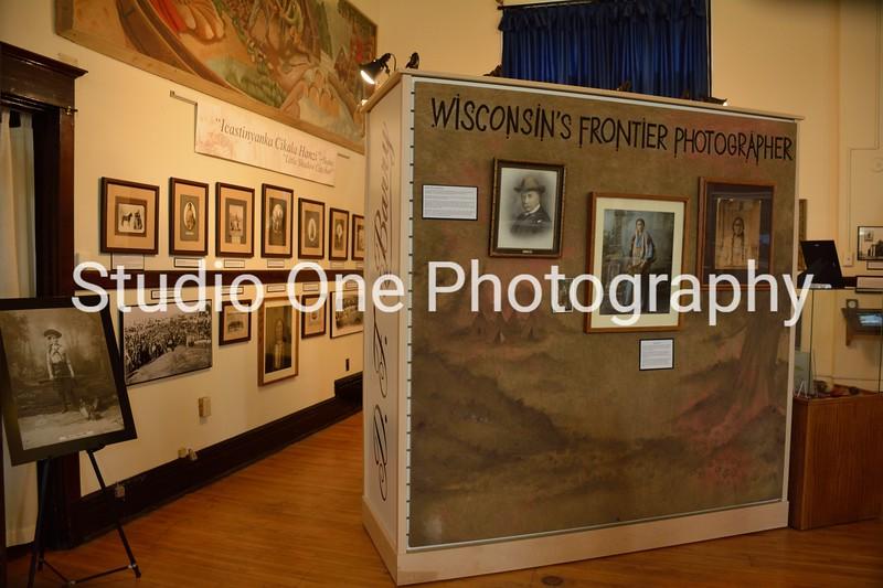Barry exhibit opening
