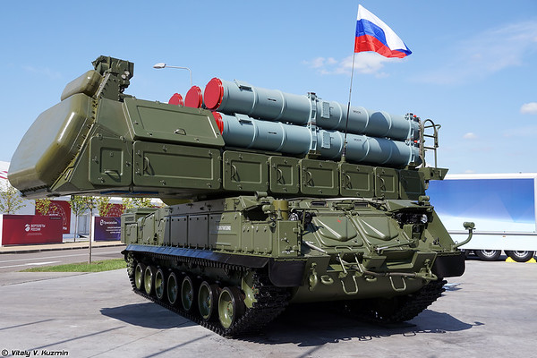 Military-technical forum ARMY-2018 - Static displays part 3: Air defence, Signal, UAVs, Artillery, Missiles and related