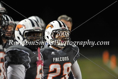 Briar Woods Shuts Out Park View Before Homecoming Crowd