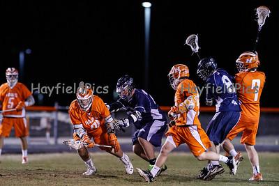 Boys Lacrosse South County 3/20/13