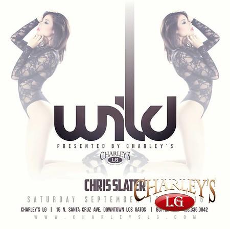 2016-9-10 Charley's Wild with DJ Chris Slater