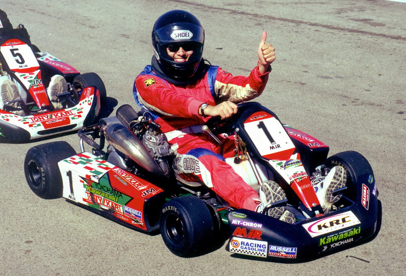 1999 11/04: Post-CTR Shifter Karts at Willow Springs