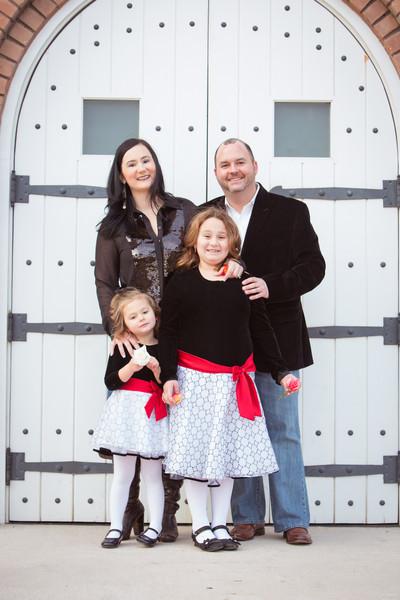 Martin Family Winter Photos