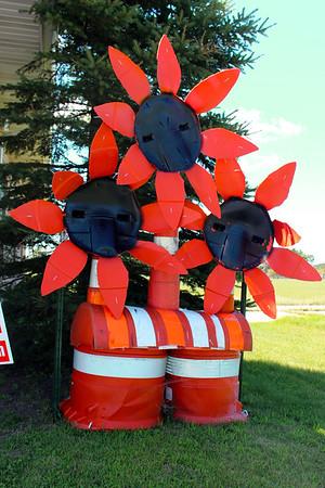 Orange Barrel Art Tour 2016