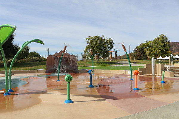 Lake Skinner Inclusive Play Area