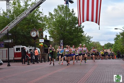 10k Start Line  - More Photos