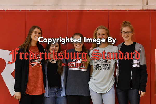 FHS girls hoops all-district 3-14-18