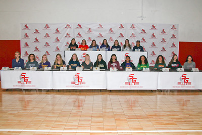 Signing Day 11/8