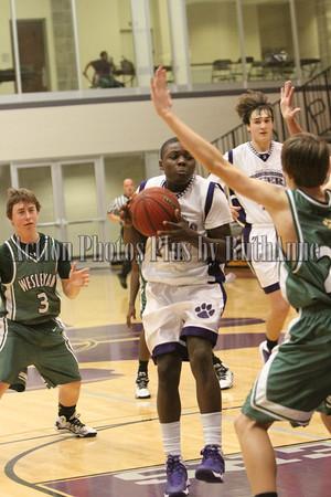 JV Boys Basketball December 6 2013