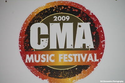 CMA Festival Nashville 2009