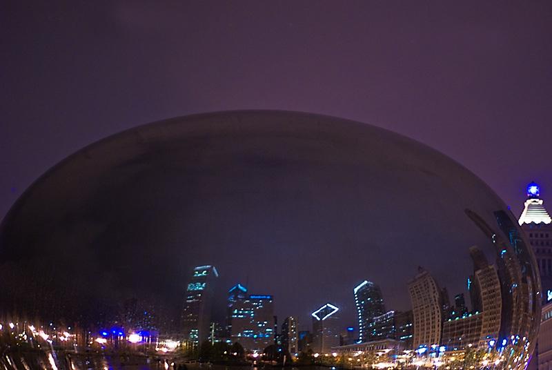 Rainy Night Bean - November 17, 2007