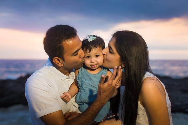 Mantripragada family