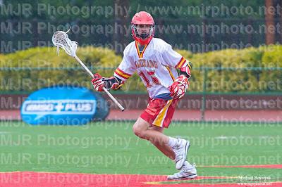 Lacrosse, Boys H.S. JV, Chaminade #15, 04-11-09