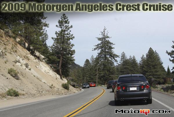 Motorgen Angeles Crest Cruise