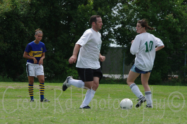 New Orleans Coed Soccer 7-19-09