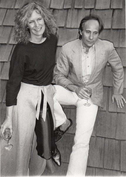 Kristina Ford, Richard Ford. Hall house.