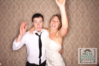 9.1.2013 - Hannah and Corey's Wedding